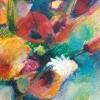 Fleurs des champs 70 x 50 cm
